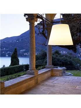 Amax Outdoor Suspension Lamp