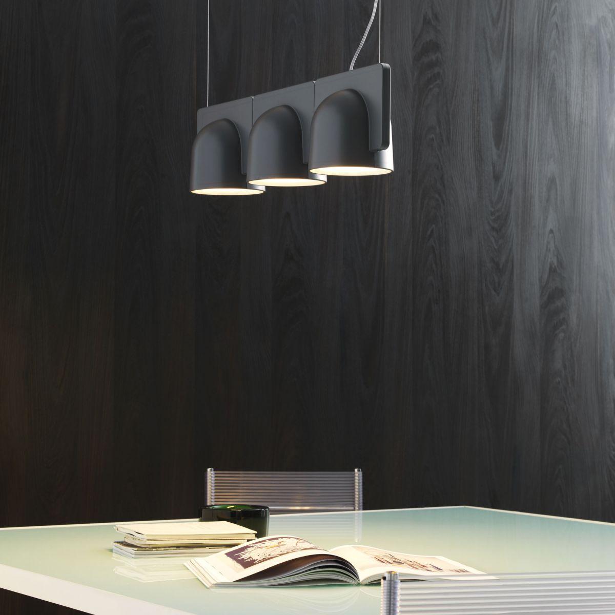 Igloo Suspension Lamp Marquis Hnc