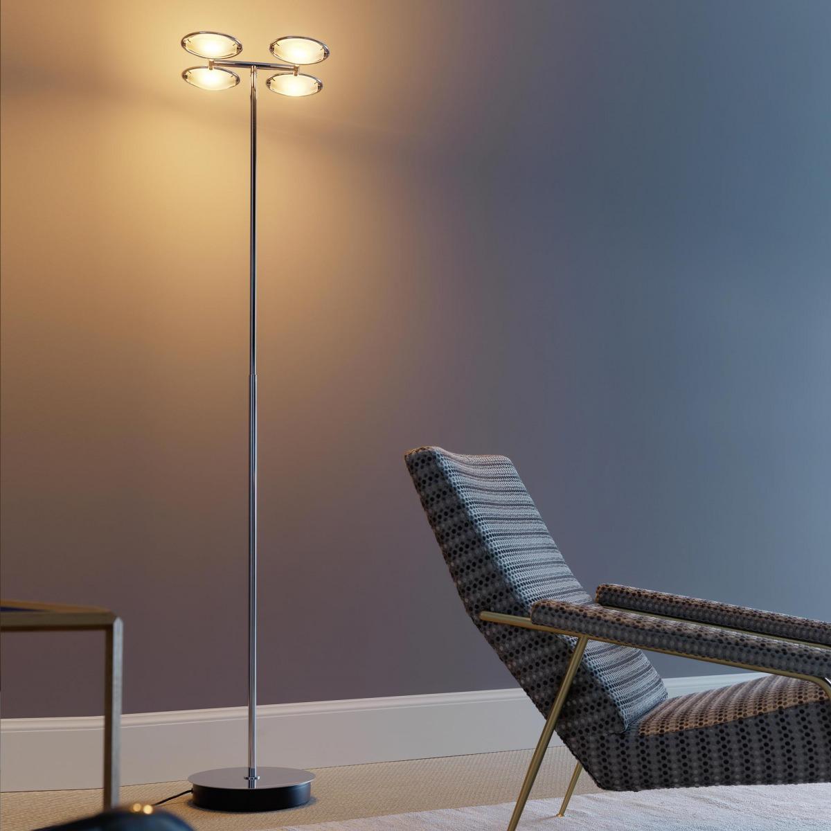 Nobi 4 Floor Lamp - Marquis HnC