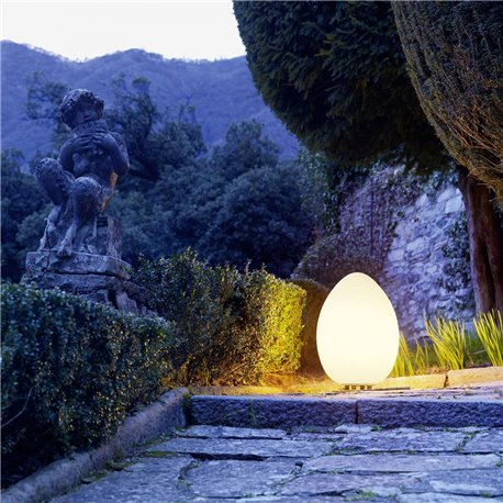 Uovo Outdoor Lamp