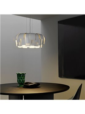 Wig Suspension Lamp