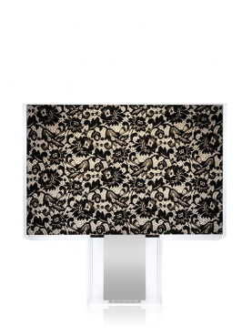 Tati Lamp Black Lace