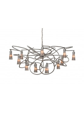 Sultans of Swing Chandelier