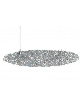 Crystal Waters Hanging Lamp