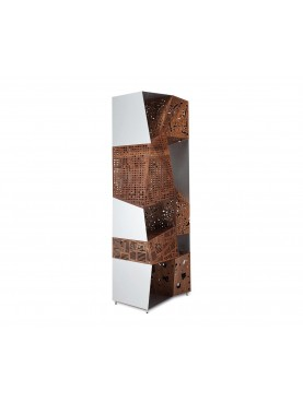 Riddled Totem Shelf