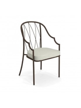 COMO Tall back Armchair