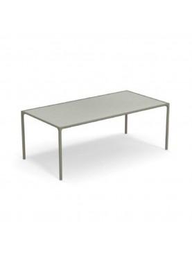 TERRAMARE Gres top rectangular table